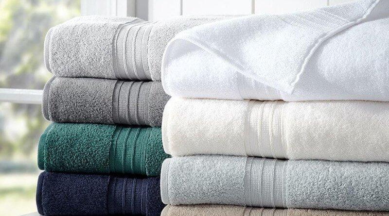 Jak vrátit ručníkům svěžest
