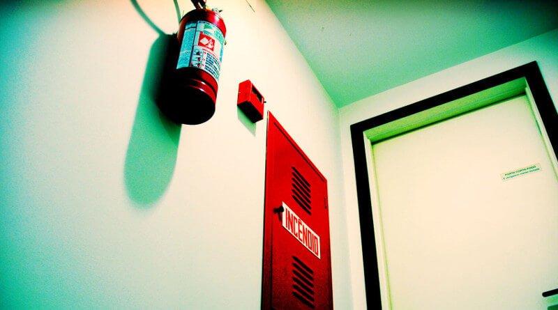 Požární bezpečnost