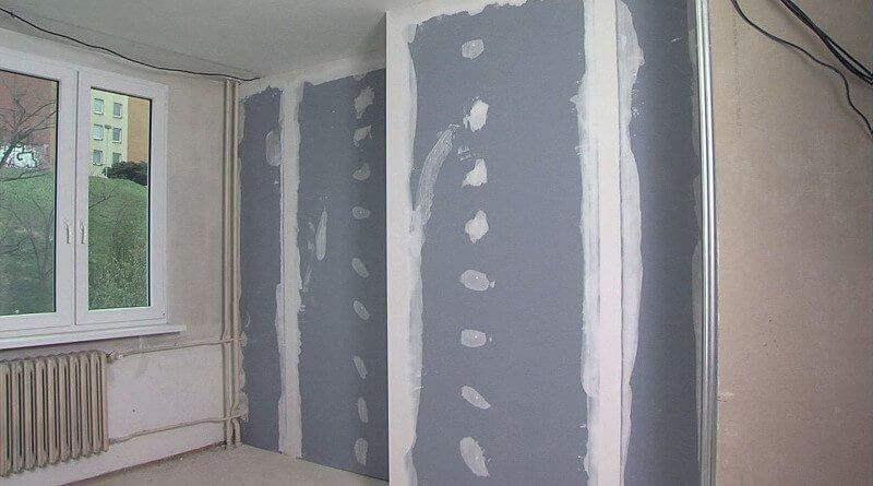 Rozdíl mezi nosnou zdí a příčkou