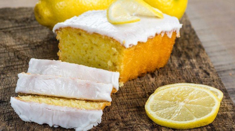 Citronová poleva