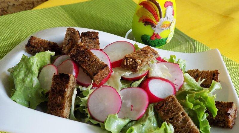 Lehký letní fresh salát