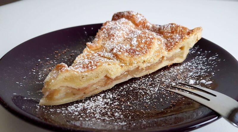 Tradiční americký jablkový koláč