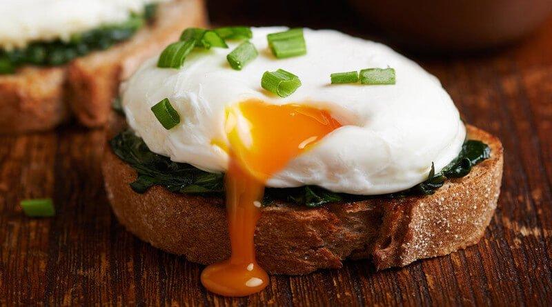 Zastřená vejce