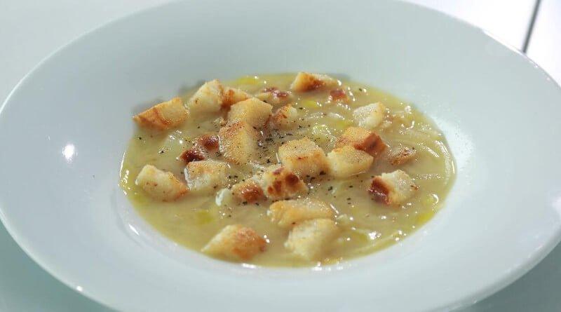 Sýrová polévka