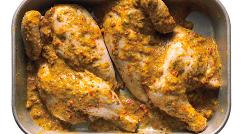 Marináda na kuře
