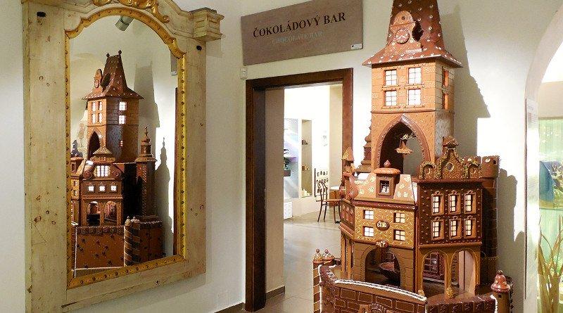 Muzeum čokolády v Táboře