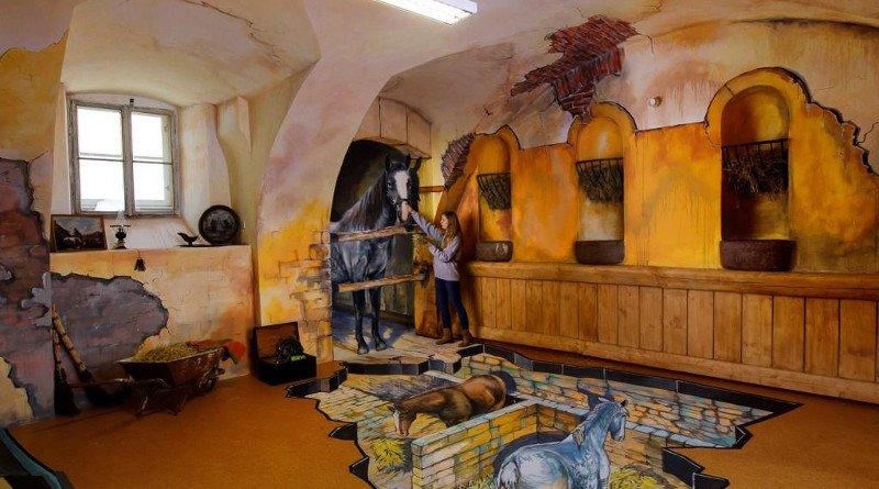 Muzeum smyslů Praha